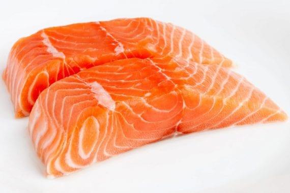salmon fillet no skin